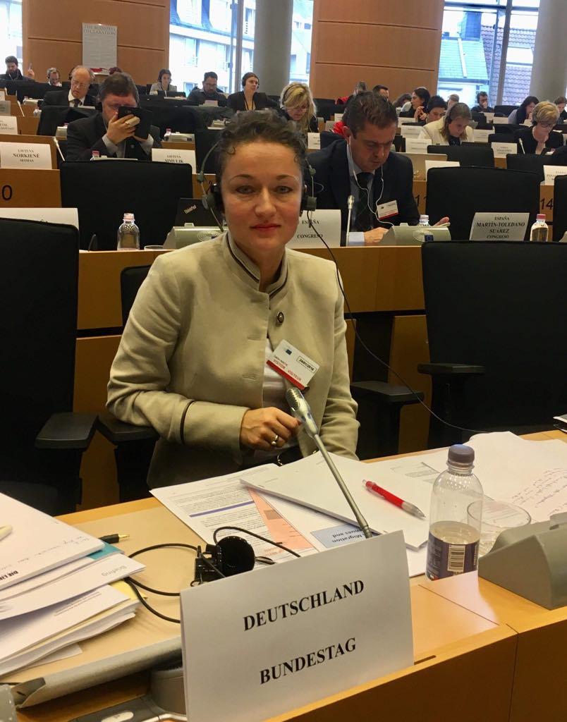 Interparlamentarischen Ausschussitzung des Ausschusses für bürgerliche Freiheiten, Justiz und Inneres (LIBE)