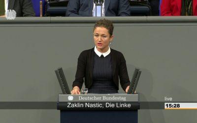 Fragestunde der 10. Sitzung des Deutschen Bundestages am 31. Januar 2018