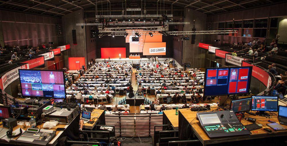 Bundesparteitag DIE LINKE.