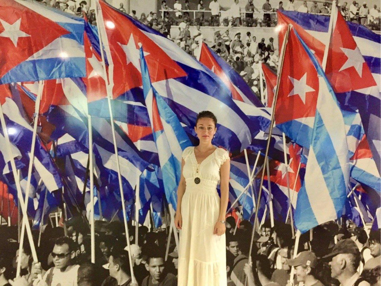Die Freiheitsliebe: Kuba ist ein berechtigter Sozialismusversuch – Im Gespräch mit Zaklin Nastic