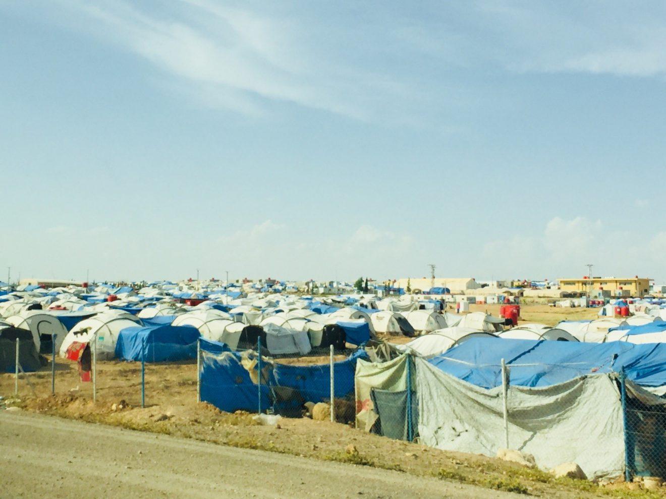 Reisebericht: Verzweifelter Hilferuf von Flüchtlingen aus Afrin