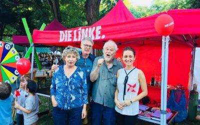 Bürgersprechstunde Methfesselfest 29.06.2018