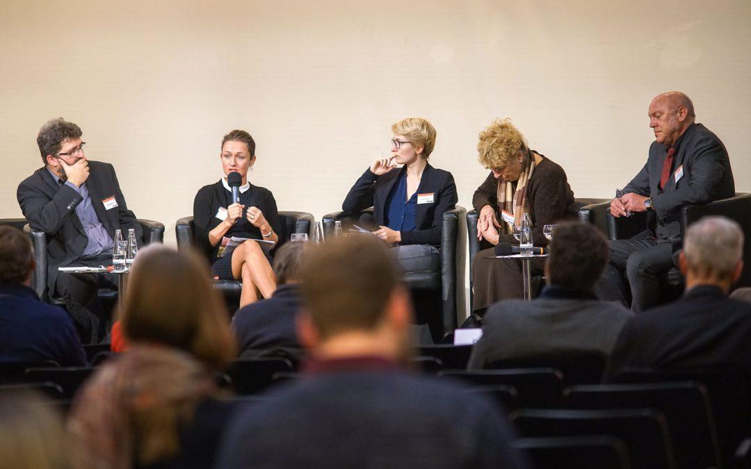 Impressionen von der Ungleichland-Konferenz