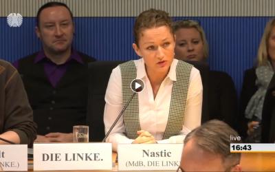 Meine Fragen zu Venezuela und zum Jemen im Menschenrechtsausschuss
