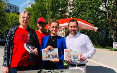 Eindrücke aus dem Wahlkampf und Co.
