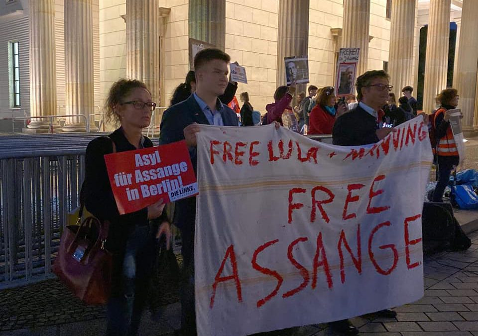 Julian Assange hätte den Friedensnobelpreis verdient