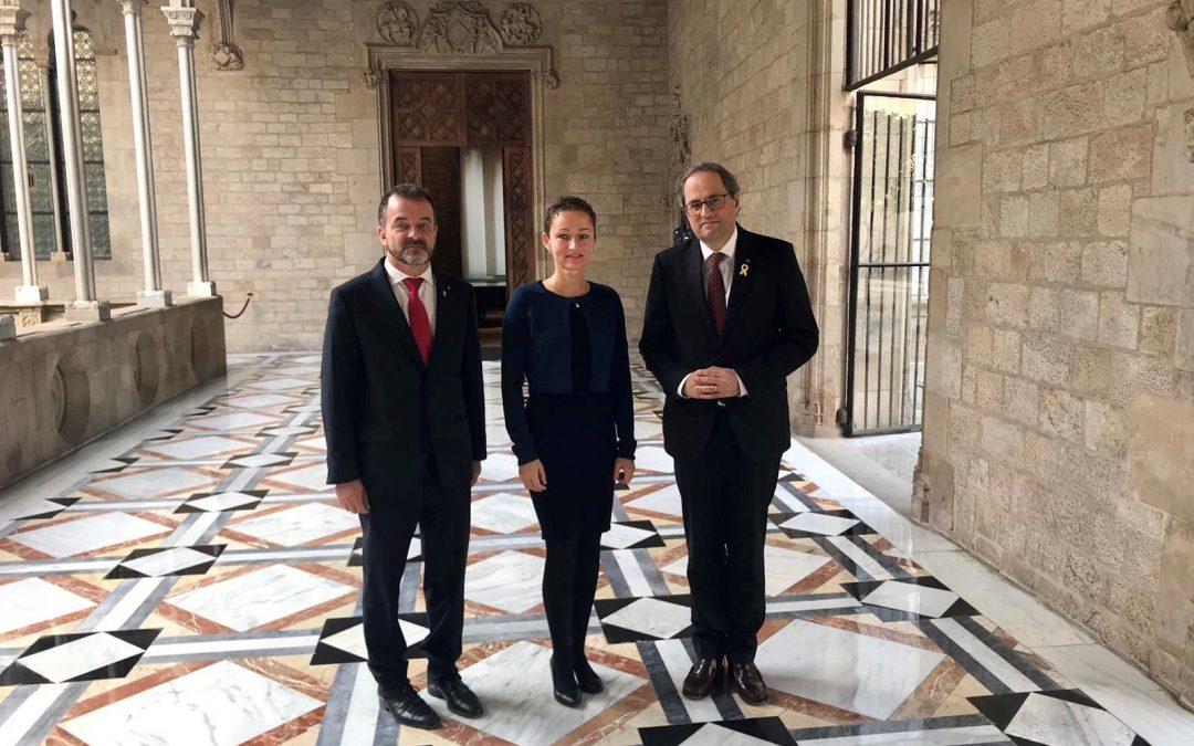 Die Absetzung des gewählten Präsidenten Kataloniens ist ungeheuerlich