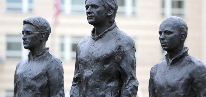 Julian Assange, Chelsea Manning und Edward Snowden für Friedensnobelpreis 2020 nominiert