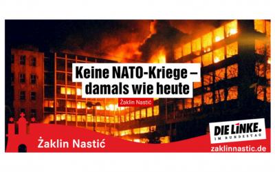 Der NATO-Angriff auf Jugoslawien war ein Kriegsverbrechen, die Anerkennung des Kosovo ein großer Fehler – mein Interview für Vesti