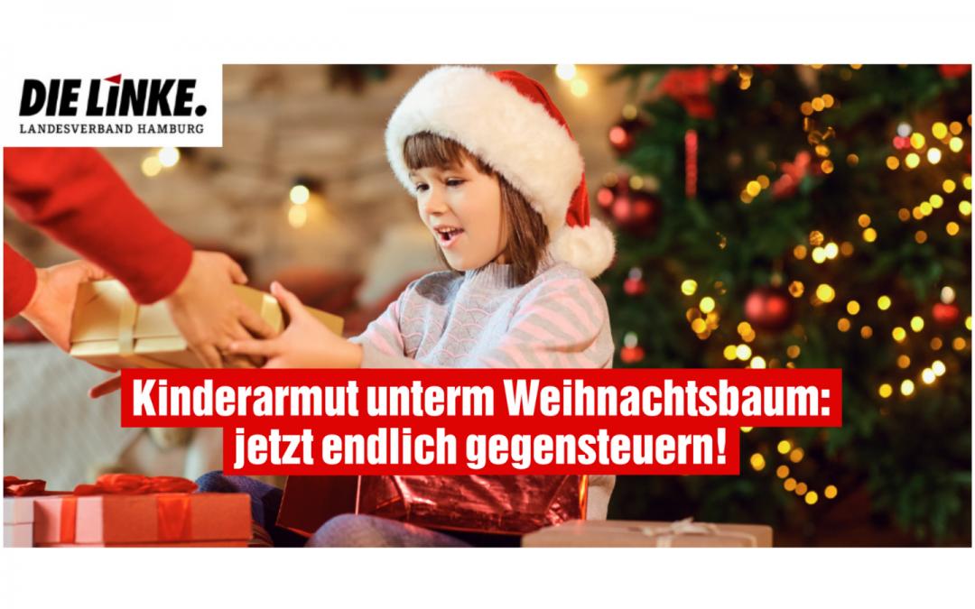 Coronakrise verschärft Kinderarmut unterm Weihnachtsbaum