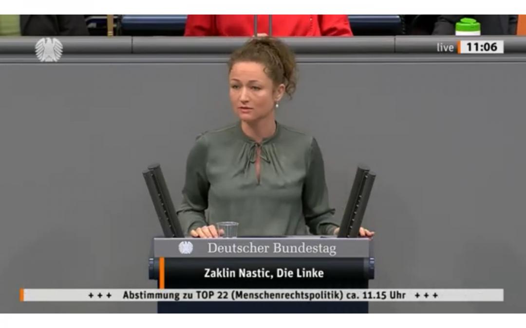 Bündnis der Bundestagsmehrheit mit den Superreichen endlich aufkündigen!