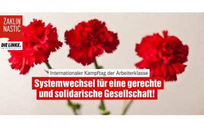 Systemwechsel für eine gerechte und solidarische Gesellschaft!